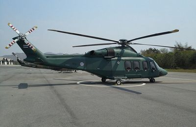 Air Transportation: AgustaWestland Wins Another One in Asia