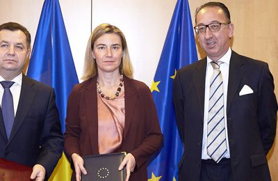 EDA and Ukraine sign administrative arrangement