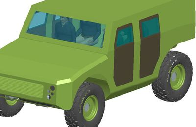 EDA initiates a project on lightweight land vehicles