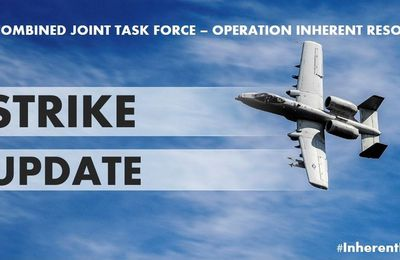 Inherent Resolve – Chammal SITREP 22 Dec – CJTF-OIR