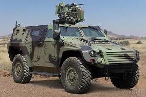 Otokar Receives €47,5 Million Contract for COBRA II