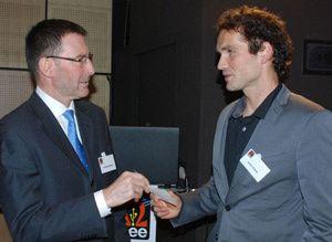 Grand prix du Général Ferrié pour un jeune ingénieur-chercheur de l'ONERA