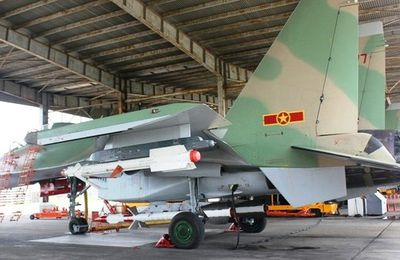 Vietnam Receives 2 More Su-30MK2