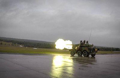 Mise en condition avant projection au Tchad pour le 3e escadron du 501e RCC