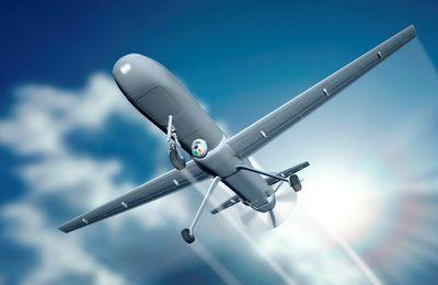 Embraer renonce aux drones militaires
