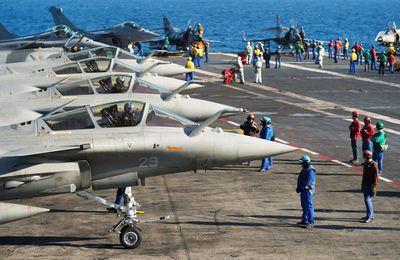 Communiqué conjoint sur la lutte contre Daech des ministres de la Défense d'Allemagne, d'Australie, des Etats-Unis, de France, d'Italie, des Pays Bas et du Royaume-Uni