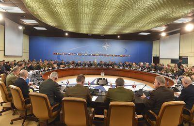 Le CEMA à Bruxelles avec ses homologues de l'OTAN
