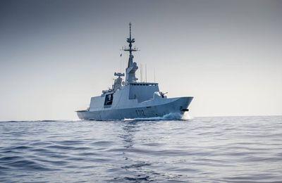 Chammal : Cap sur Toulon pour la FLF Courbet