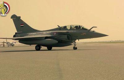 L'Egypte va réceptionner ses trois nouveaux Rafale