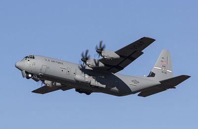 Le ministère de la Défense commande quatre avions de transport militaire tactique C-130J