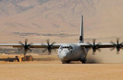 La France s'offre quatre avions de transport militaire tactique américains