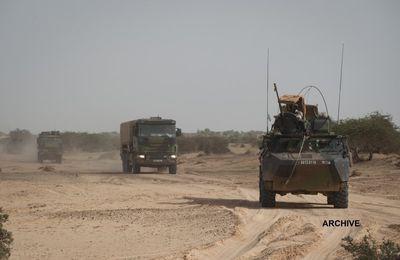 Barkhane : mort au combat d'un soldat engagé dans la lutte contre les terroristes