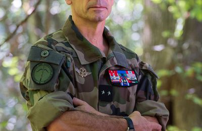 ITW du Vice-Amiral Laurent Isnard, Commandant les Opérations Spéciales - SDBR