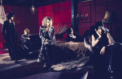 "[News / PV Spot] the GazettE - New look for ""FADELESS"""