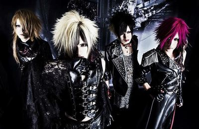 [News] DIAURA - New single 「メナス/境界線」(Menasu/ Kyoukai-sen) (2014/03/01)