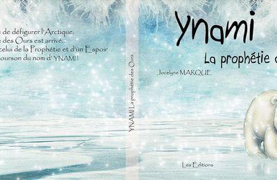 """""""Ynami et la prophétie des ours"""" un conte écologique pour la classe (à partir de 7 ans)"""