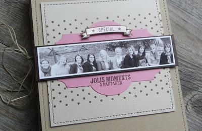"Mini album ""Spécial Jolis Moments"" (1)"