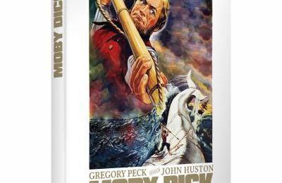 Moby Dick de John Huston en Blu Ray