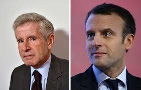 Qui est M. Emmanuel Macron …