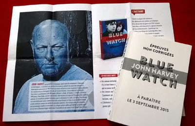 """Blue watch"" de John Harvey"