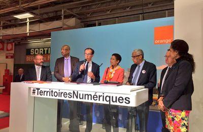 Guyane (Rémire-Montjoly) : Signature d'une convention avec Orange !