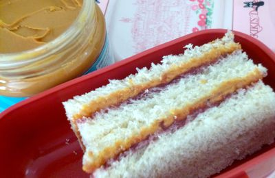 PB and jelly sandwich