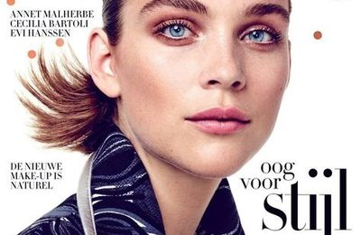 Kim Noorda back on the websites of Viva, Paris+London