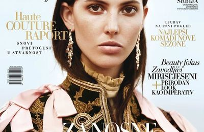 Ruby Aldridge: Next -> IMG, London