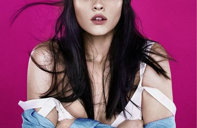 Crystal Renn: Elite -> Storm, London