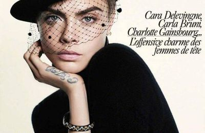 Cara Delevingne: Elite Paris, Women NY, Storm London & Fashion Milan -> IMG