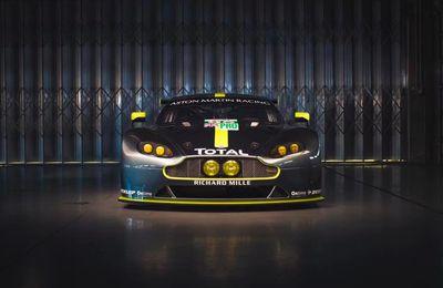 Aston Martin Racing : WEC 2017 ! Go hard or go home !