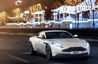 Aston Martin DB11 V8 Bi-turbo 4.0