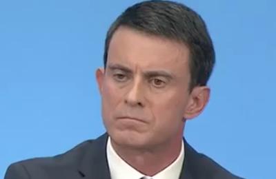 Bernard Mezzadri et l'étrange regard de Valls