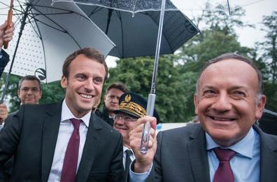 Emmanuel Macron ou l'université entreprise