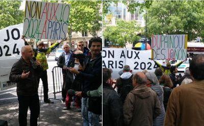 Des JO à Paris en 2024 ?