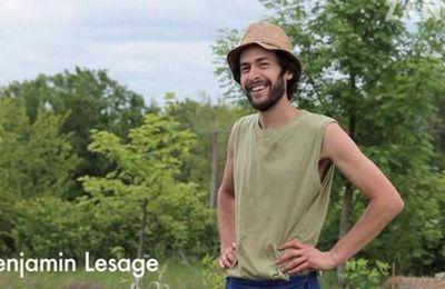 Vivre sans argent  avec Benjamin Lesage (Doc) [VF]