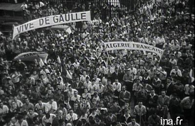 Le 13 mai 1958