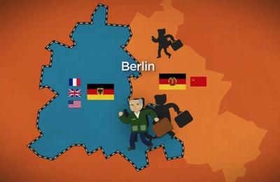 Il y a 25 ans la réunification allemande
