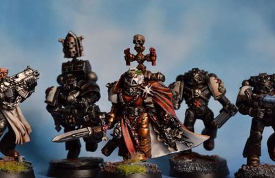 Mes Black Templars, lifting 2015