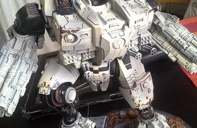 TAU KX139 TA'UNAR SUPREMACY ARMOUR - Part2