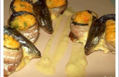 Sardines béliers au surimi