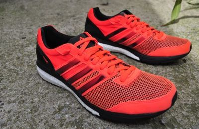 Adidas Boston Boost 5: Formidable...