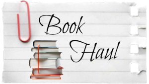 BOOK HAUL # 94 | Septembre 2017
