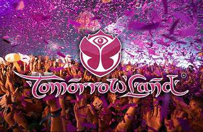 TomorrowLand 2014 : David Guetta - 27-07-2014