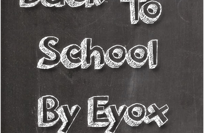 Mixtape : Back To School By Eyox #25