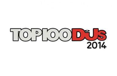 Info : Le classement Top 100 DJ 2014