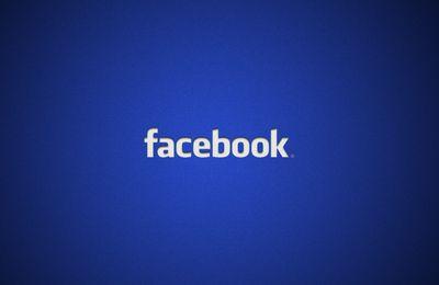 Mise à jour sur Facebook !