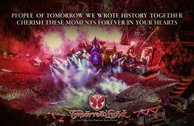 Recap : TomorrowLand 2015