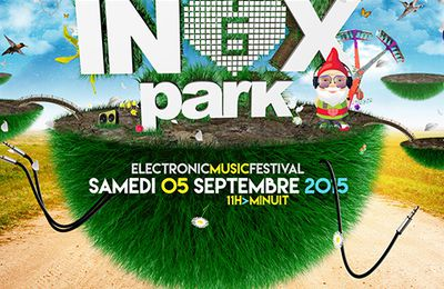 Podcast : Steve Angello (Inox Park 2015)