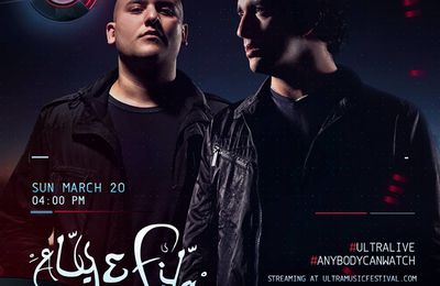 Podcast : Aly & Fila - UMF Miami 20/03/2016